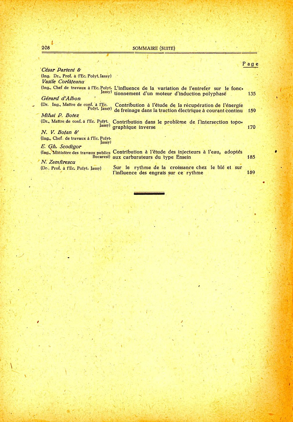 BulIPI First papers in Electrical Engineering